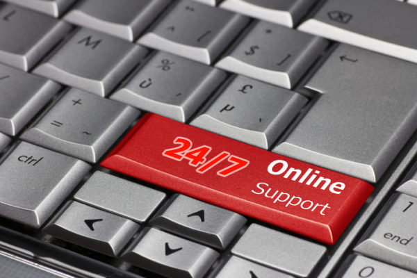 Remote Support. Now you can relax – We've got this.
